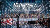 เปิด 10 ไฮไลท์น่าสนใจ ที่จะได้ชมบนเวที Miss Universe 2018 !!