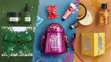 จัดเต็ม! ชุดของขวัญทั้ง 46 แบบ จาก THE BODY SHOP ต้อนรับเทศกาลแห่งความสุข!