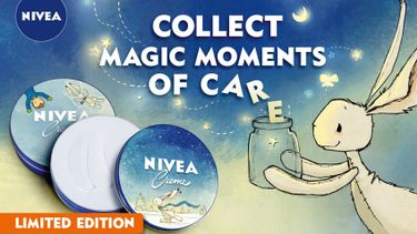 นีเวีย ส่งต่อสัมผัสแห่งความห่วงใยผ่าน NIVEA Crème Limited Edition รุ่นฝา NIVEA Tales
