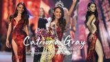 แมวเทาคว้ามง! Catriona Gray สาวงามจากฟิลิปปินส์ คว้ามงกุฏ Miss Universe 2018