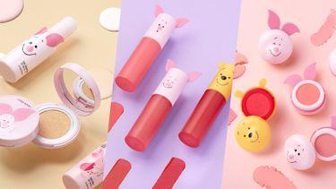 ต้อนรับปี 2019 ปีแห่งหมูทองไปกับ ETUDE HOUSE และ Piglet! กับ Etude House Happy with Piglet Collection !!