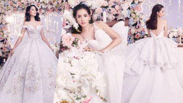 วนัช กูตูร์ ต้อนรับฤดูร้อน สร้างสรรค์ชุดแต่งงาน กับคอนเซ็ปต์เจ้าหญิงในเทพนิยาย Princess Wedding Dress