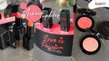 [Makeup Updates] Mille คอลเลคชั่นใหม่ Love is Passion บลัชออนและลิปสติกสวยร้อนแรงสุด!