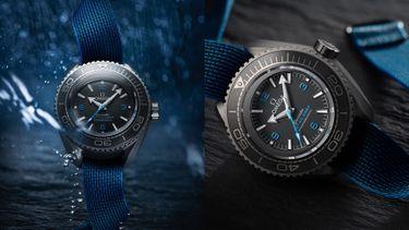 OMEGA Seamaster Planet Ocean Ultra Deep นาฬิกากันน้ำได้ลึกที่สุดในโลก!
