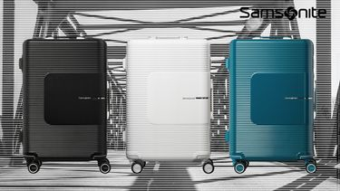 แซมโซไนท์เปิดตัว Tri-Tech กระเป๋าเดินทางคอลเลกชั่นใหม่ สวย เท่ มีสไตล์มาก!