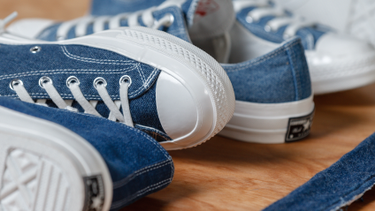 Converse ปล่อยรองเท้าคอลเล็คชั่น Converse Renew Denim